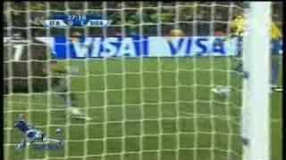 Italia  0 - 3   Brasil  21-JUNIO-09