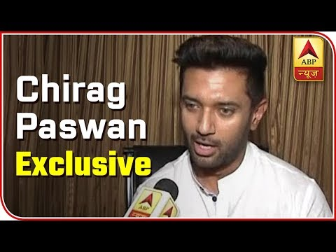 No discussion on being elected as cabinet minister, says LJP leader Chirag Paswan