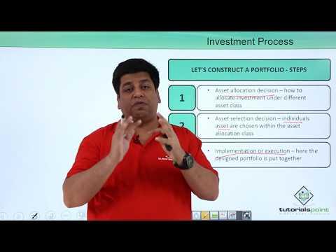 Capital Market   Investment Process