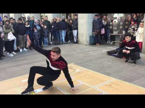 DUOMO milano spettacolo dance 2016