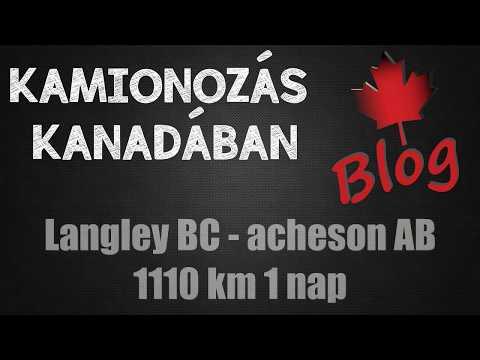 "kamion Canadaban ""2. Langley-Acheson"""