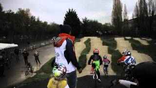 Shanaze Reade London BMX visit