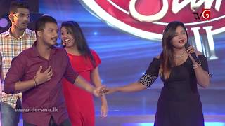 Supem Wee Sithina ( Deweni Inima Theme Song ) Live Singing with Dream Stars | 16-07-2017
