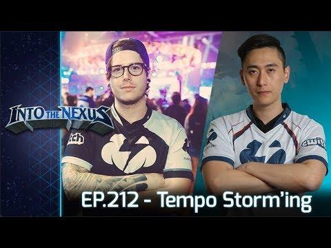 "#212 - Into the Nexus: ""Tempo Storm'ing"" w/ Kala & psalm"