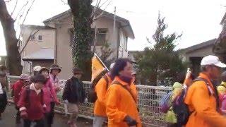 富士宮歩こう会 総会ウォーク「パワースポットめぐり」 入山瀬駅をスタート