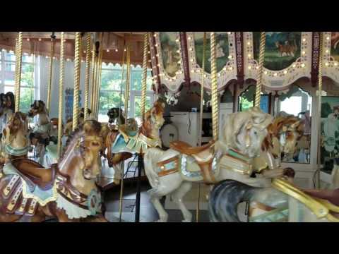 Carousel and Band Organ originally from Buckroe Beach