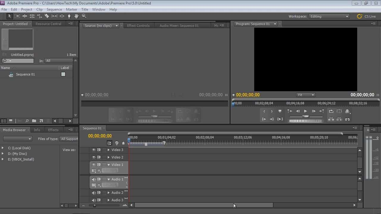 how to change resolution in Adobe Premiere Pro - YouTube