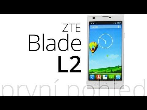 ZTE Blade L2 (videopreview)