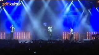 K.I.Z. - Einritt (ZDF Kultur // live @Splash 2011)