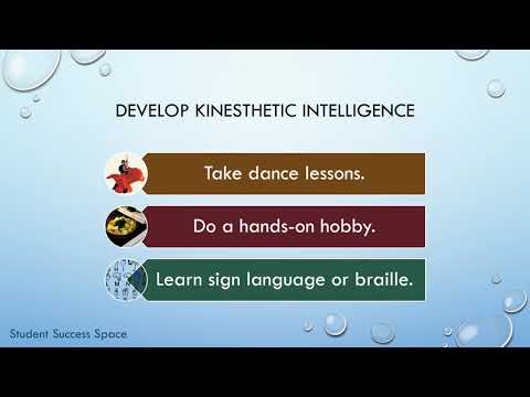 Bodily Kinesthetic Learning Style and Characteristics