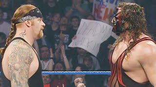 The Undertaker teaches Kane the Last Ride: SmackDown, April 12, 2001