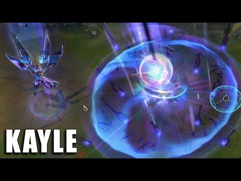 Kayle PsyOps - League of Legends (Prévia)