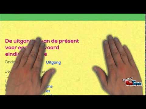 Franse werkwoorden eindigend op -re