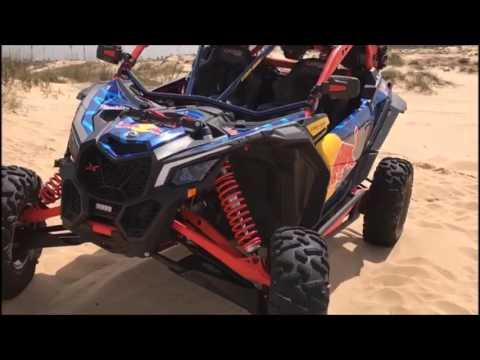 6a5460cfe5b Reflex Beyond Extreme Maverick X3 XRS Product line - YouTube