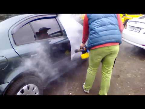 запах жженой резины спереди в салоне автомобиля