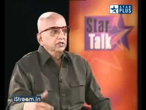 Star Talk - Cho Ramaswamy -1. I have differences with all th