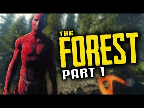 The Forest Indonesia Part 1 -  KANIBAL GILA !!