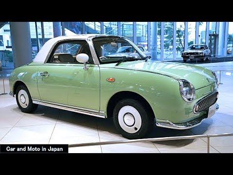 ( 4K ) Nissan FIGARO 1991 : Emerald