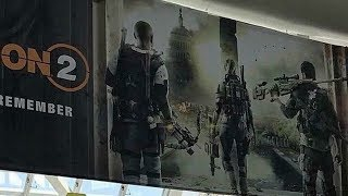 OFFICIAL THE DIVISION 2 ARTWORK LEAKED!! | SIGNATURE WEAPONS, LOCATION & MORE | THE DIVISION 2