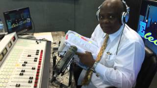 PNM GLADIATOR DISCUSSES ROWLEY HAVING SEX WITH A TEENAGE GIRL LIVE ON 91.9FM 26TH AUG 15
