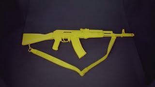 LADA Granta with a machine gun. Funny commercial LADA