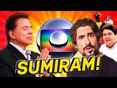 PROGRAMAS DE TV QUE SUMIRAM E VOCÊ NÃO...
