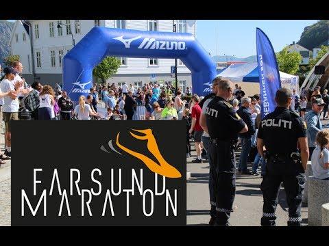 Farsund Maraton Fra Lufta 2017 (Listerdrone)