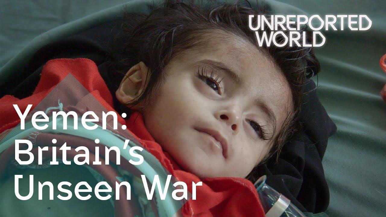 Yemen's civil war: children on the brink of starvation | Unreported World