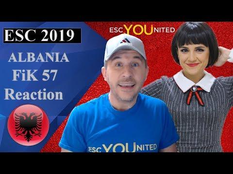 FiK 57: Reaction & Top 10 Songs | Albania Eurovision 2019