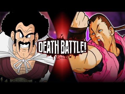 Hercule Satan VS Dan Hibiki | DEATH BATTLE!