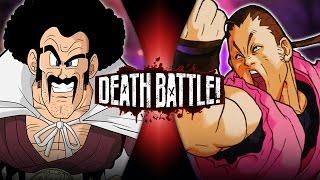 Download Hercule Satan VS Dan Hibiki (Dragon Ball VS Street Fighter) | DEATH BATTLE! Mp3 and Videos