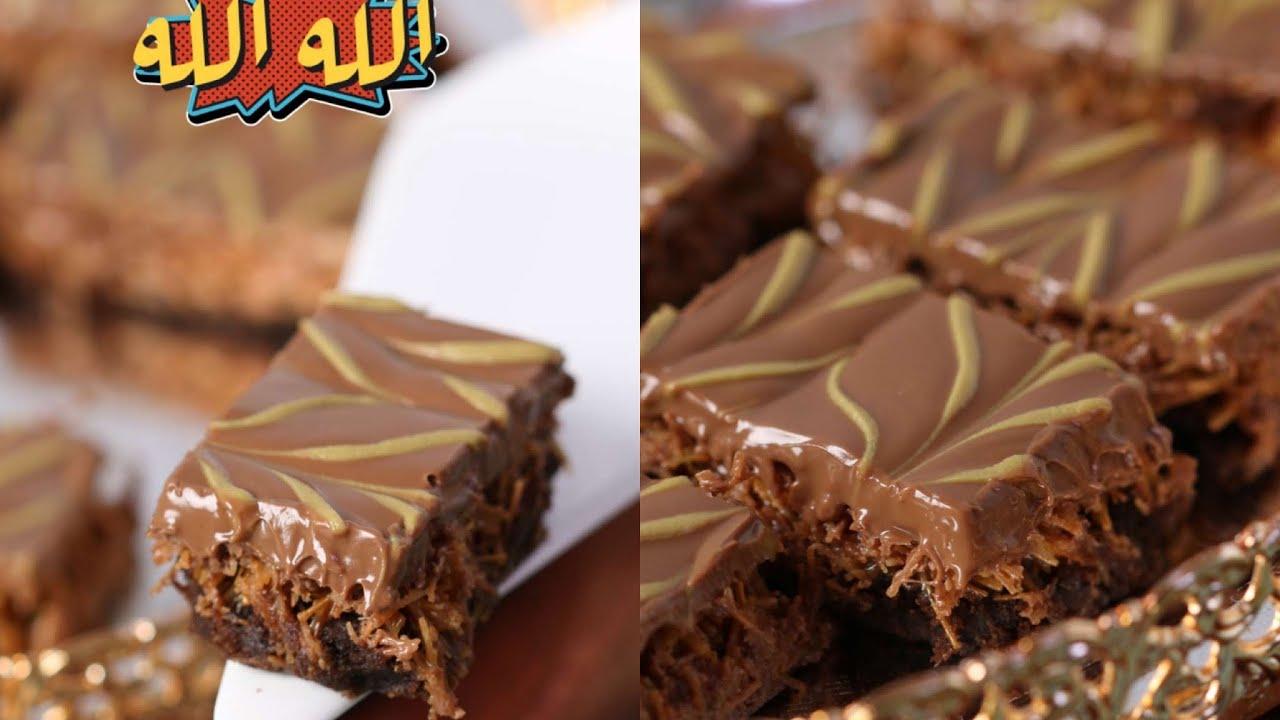 حلا حسناء الفخم وفوق الفخامة سهل وسرررريع من الشيف حصه Youtube Quick Desserts Easy Cake Food