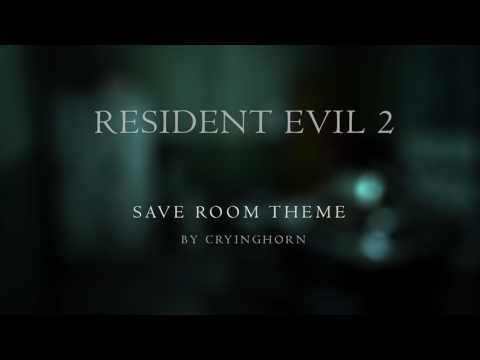 Resident Evil 2 - Save Room (CryingHorn Cover)
