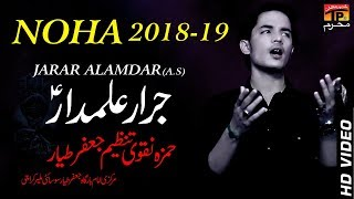 Jarar Alamdar || Syed Hamza Naqvi || New Noha 2018 || TP Moharram