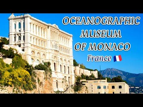 OCEANOGRAPHIC MUSEUM OF MONACO FRANCE TOUR | Italy to France Tour | Monaco-Monte Carlo Tour