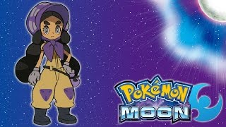 Pokemon: Moon - Saving Hapu