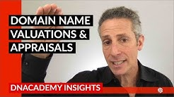 Domain Name Valuations & Appraisals