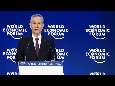 Liu He at WEF: China resolute on globalization amid shift towards quality