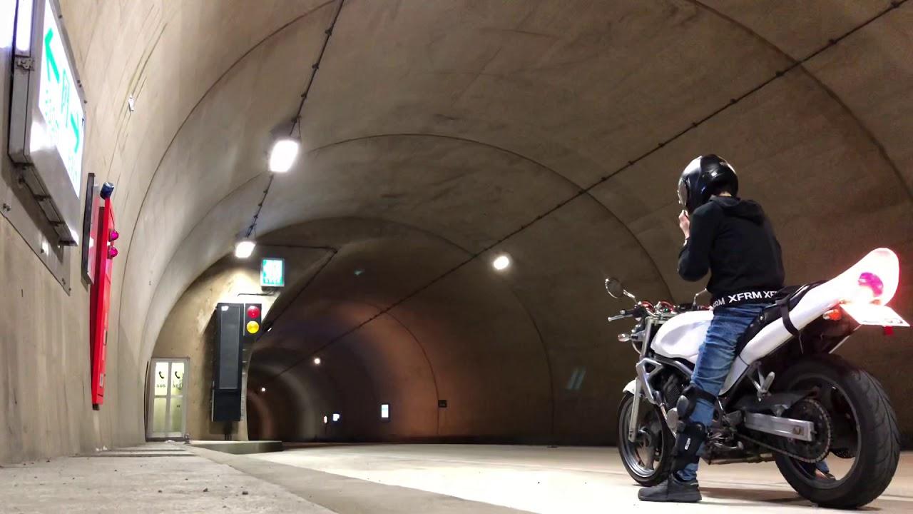 バリオス 直管トンネル 加速