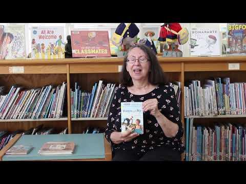 "Wareham Middle School Book Talk On ""Harris and Me"""