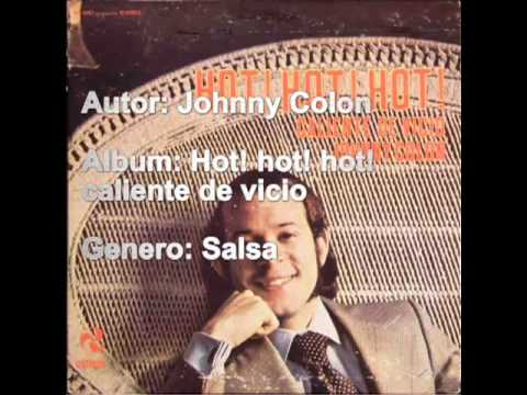 Merecumbe - Johnny Colon