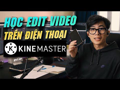 Hướng Dẫn A-Z KineMaster - Phần Mềm Biên Tập Video Tốt Nhất Trên Điện Thoại | QuạHD