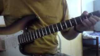 """Me replaying AC/DC """"Satellite Blues"""""""