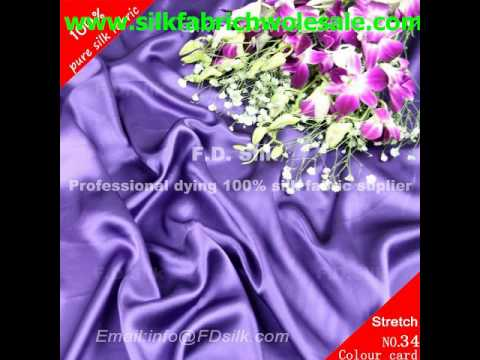 Buy the silk fabric from the online shop called silkfabricwholesale.com