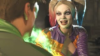 Injustice 2 - Funniest Clash Interactions/Quotes