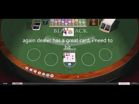 Simple Blackjack System for beginners £32.50 Profit