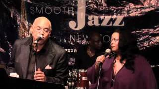 The Angela Bofill Experience with Phil Perry and Maysa performing on the Smooth cruise ENCORE