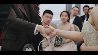 Xue & Taibo wedding film @ Glasgow