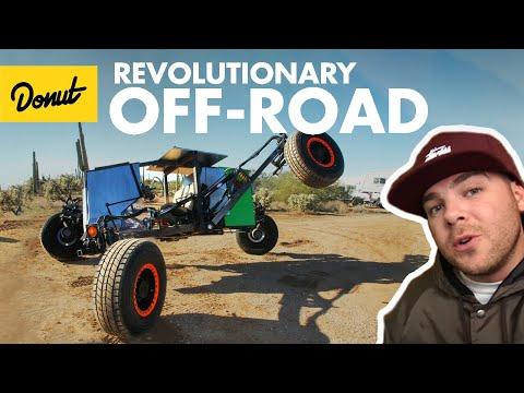 Revolutionary Off-Road Vehicles - The Bestest | Donut Media
