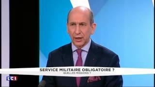 Faut-il rétablir le service militaire obligatoire ?